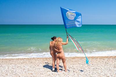Spiaggia Naturista Lido Punta Le Morge - Torino di Sangro (CH)