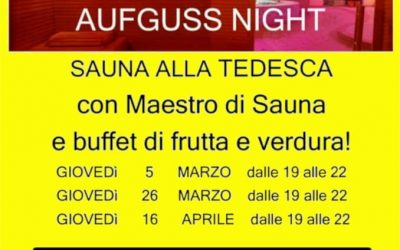 3Venat – Aufguss nights in Spa