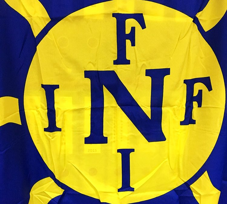 Online il blog INF!