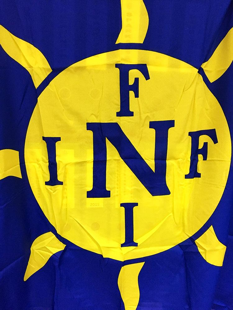bandiera INF