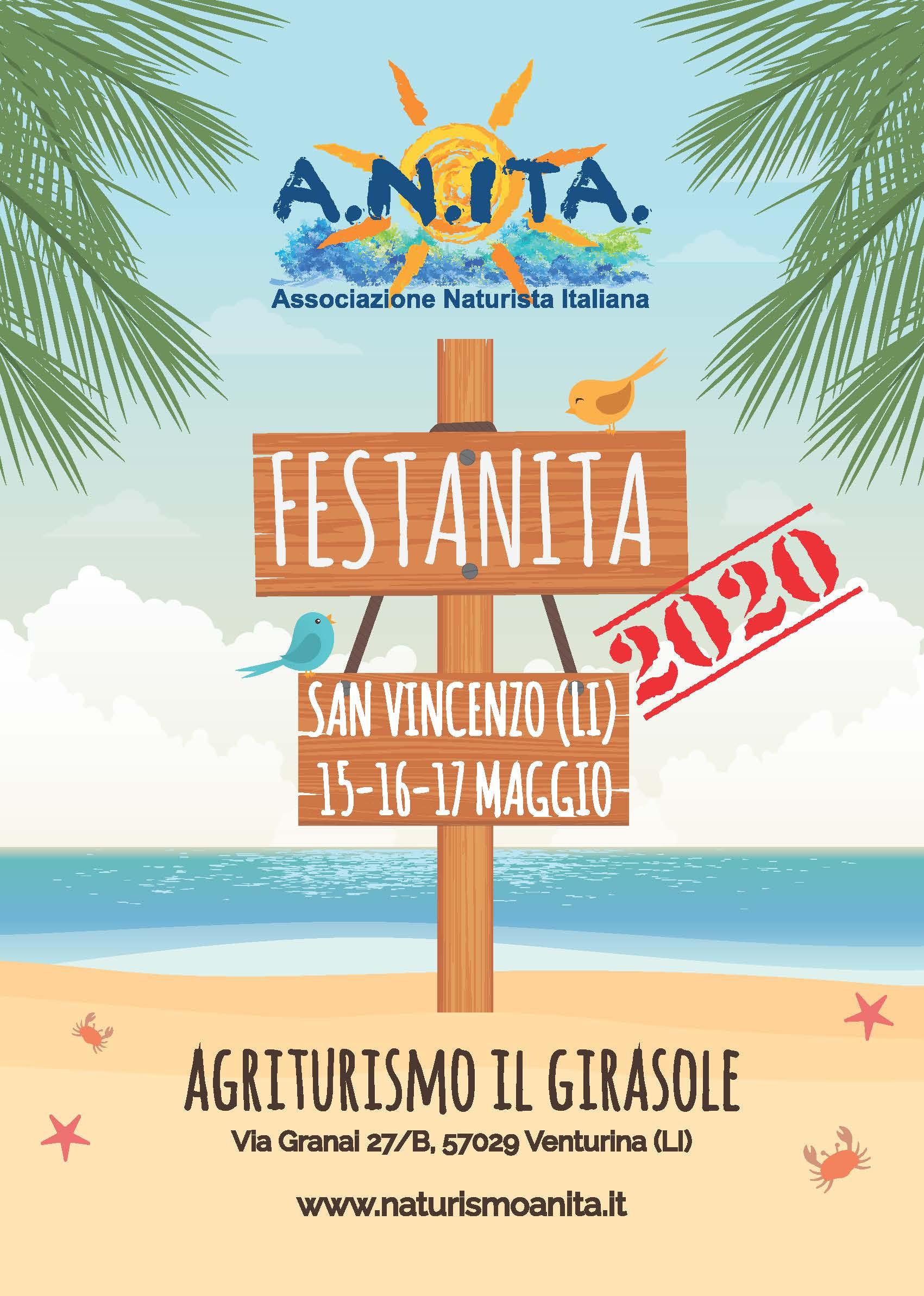 ANITA - FESTANITA 2020  - Fenait