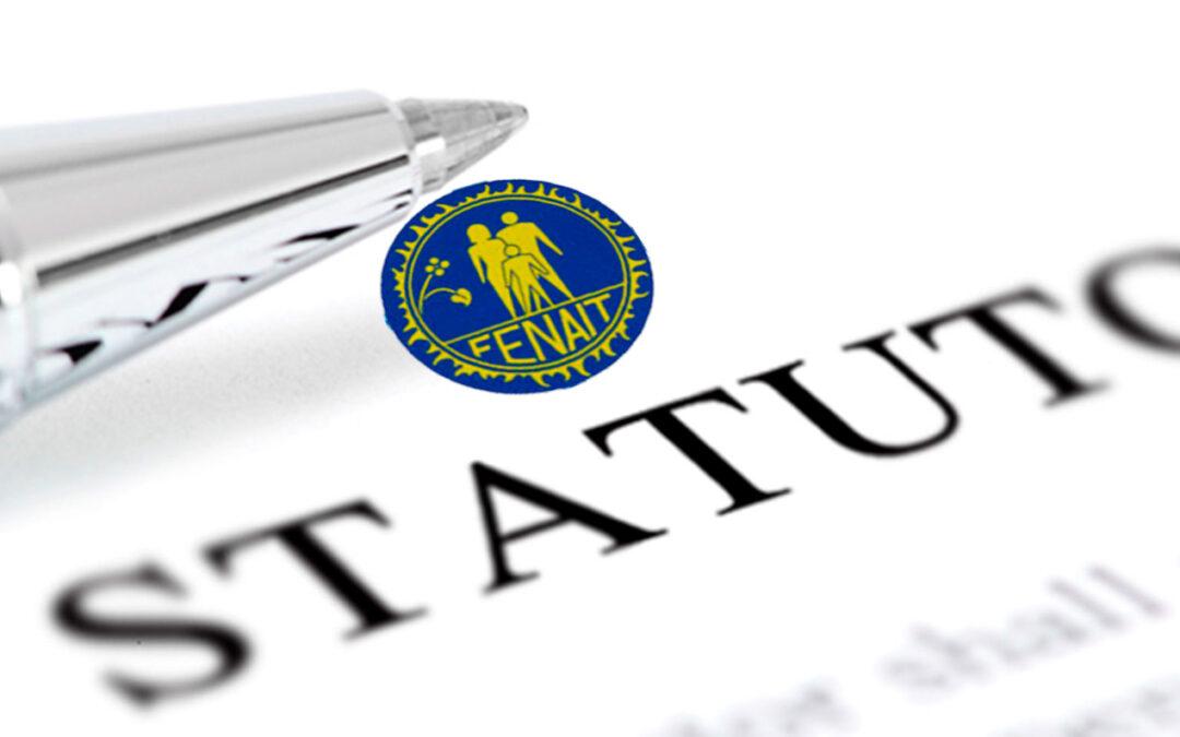 Nuovo statuto federale FENAIT
