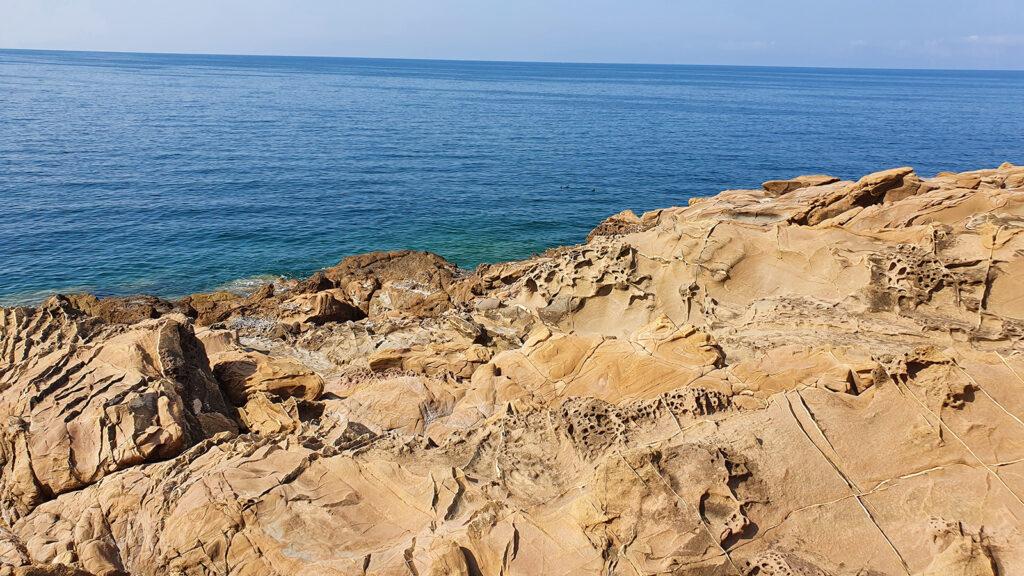Spiaggia naturista Punta Combara