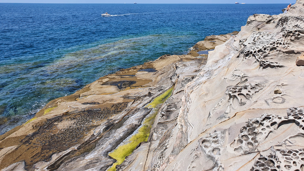 Spiaggia Naturista Punta del Miglio