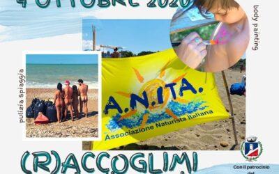 ANITA – (R)ACCOGLIMI – 04 Ottobre 2020