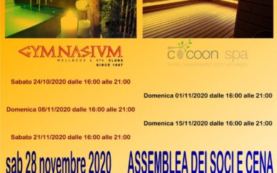 3VENAT – Calendario eventi autunno 2020