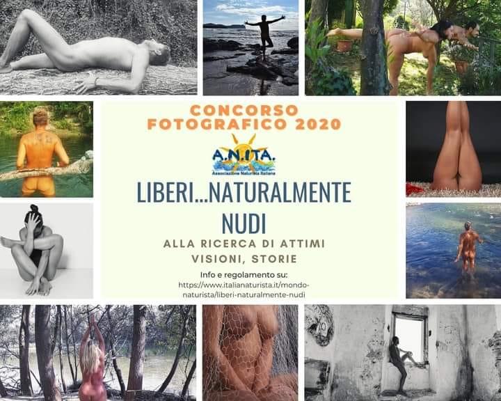 ANITA – Concorso fotografico Liberi…Naturalmente Nudi