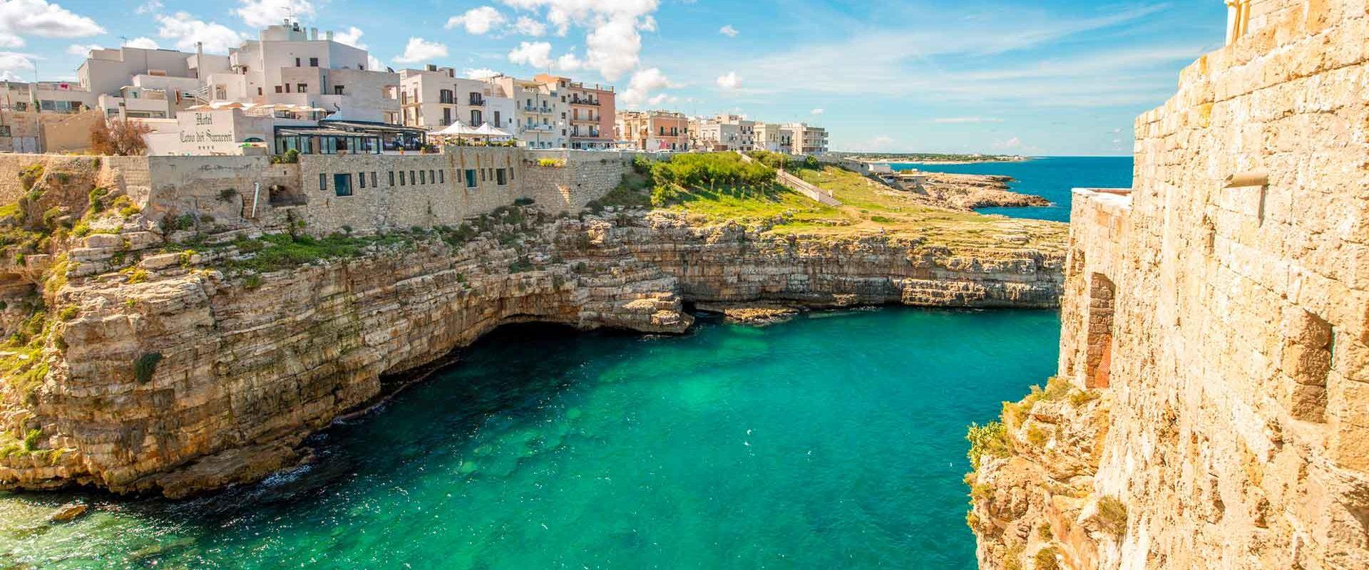Resort Naturista Grottamiranda - Puglia - Fenait