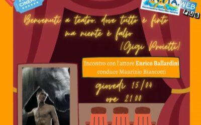 ANITAweb – Benvenuti a teatro – 15 aprile 2021