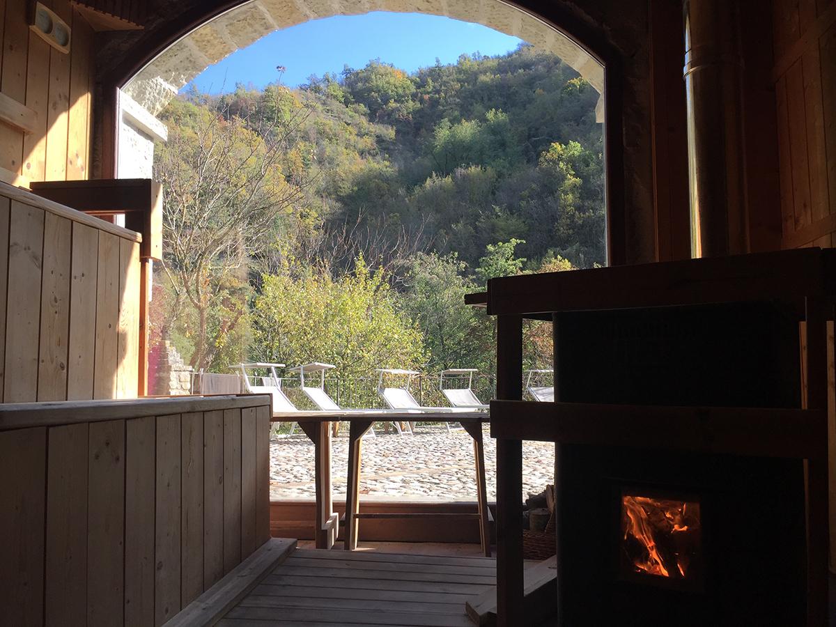 B&B e SPA Borgo Corniola - Toscana - Fenait