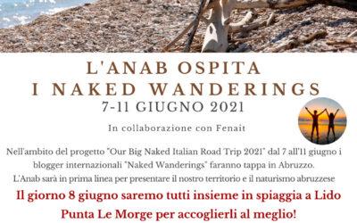 7-11 giugno – Abruzzo – Our Big Naked Italian Road Trip 2021