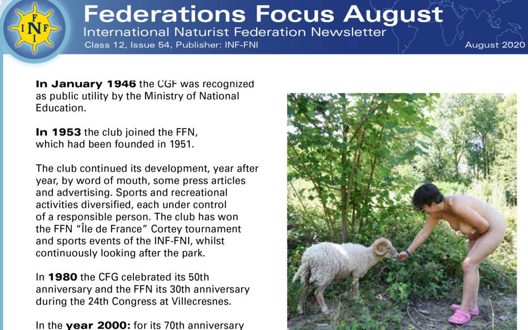 Focus – Agosto 2020