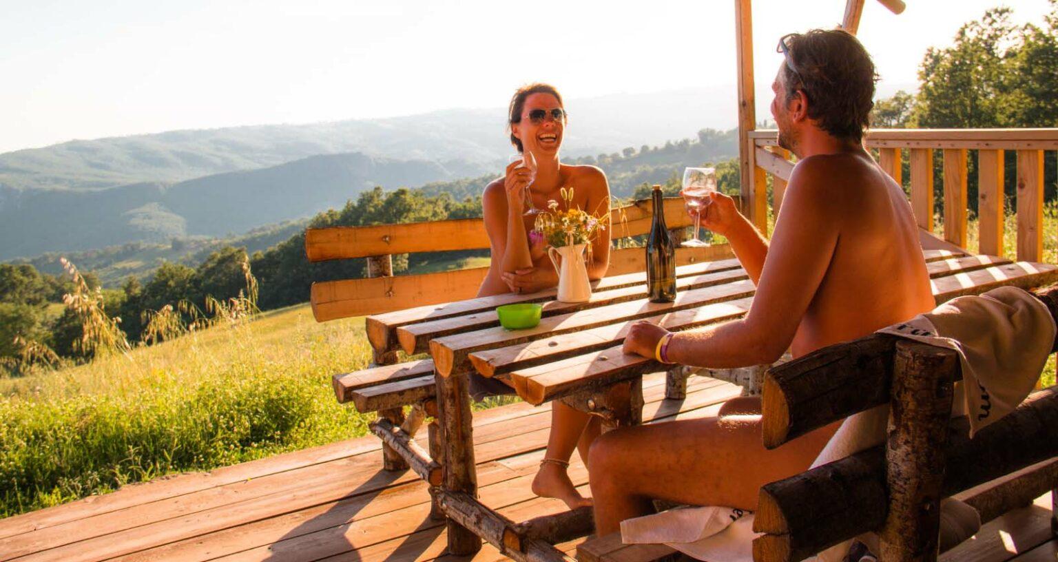 Our Big Naked Italian Road Trip 2021 - Fenait