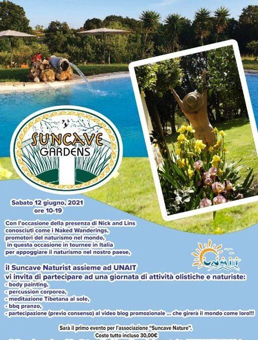 11-15 giugno – Lazio – Our Big Naked Italian Road Trip 2021