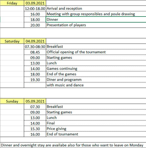 Petanque 2021 - Ungheria - Evento INF - Fenait