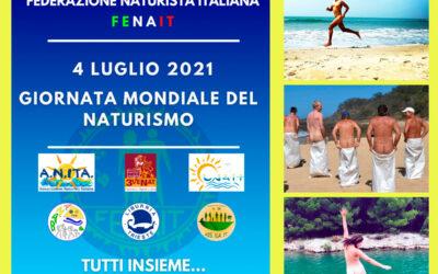 Giornata mondiale del naturismo – Resoconto fotografico