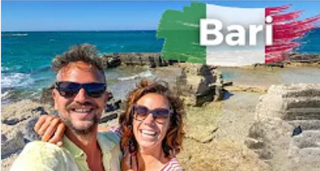 Our Big Naked Italian Road Trip 2021- Ep2-Puglia