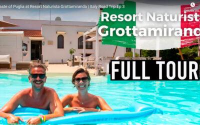 Our Big Naked Italian Road Trip 2021- Ep3-Grottamiranda