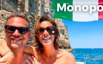 Our Big Naked Italian Road Trip 2021- Ep4-Grottamiranda e Puglia