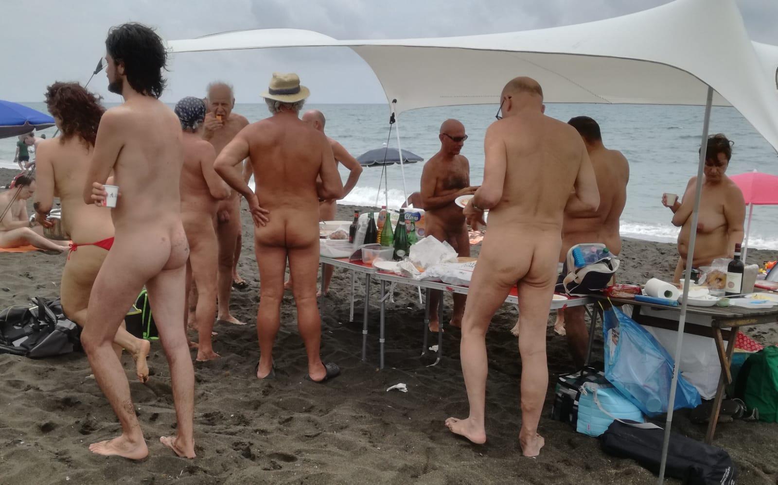 Giornata mondiale del naturismo - Resoconto fotografico - Fenait