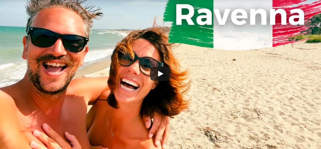 Our Big Naked Italian Road Trip 2021- Ep13- Borgo Corniola e Ravenna