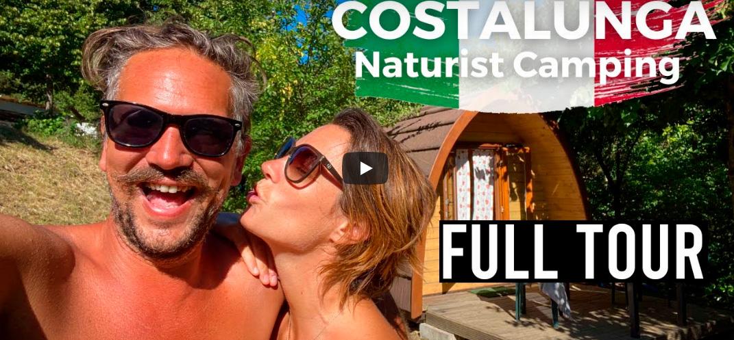 Our Big Naked Italian Road Trip 2021- Ep15 – Costalunga