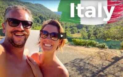 Our Big Naked Italian Road Trip 2021- Ep16 – Cosa abbiamo visto