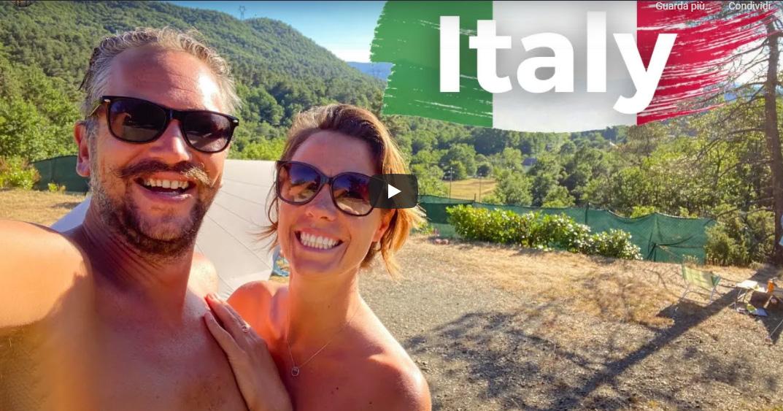 Our Big Naked Italian Road Trip 2021- Come è andata - Fenait