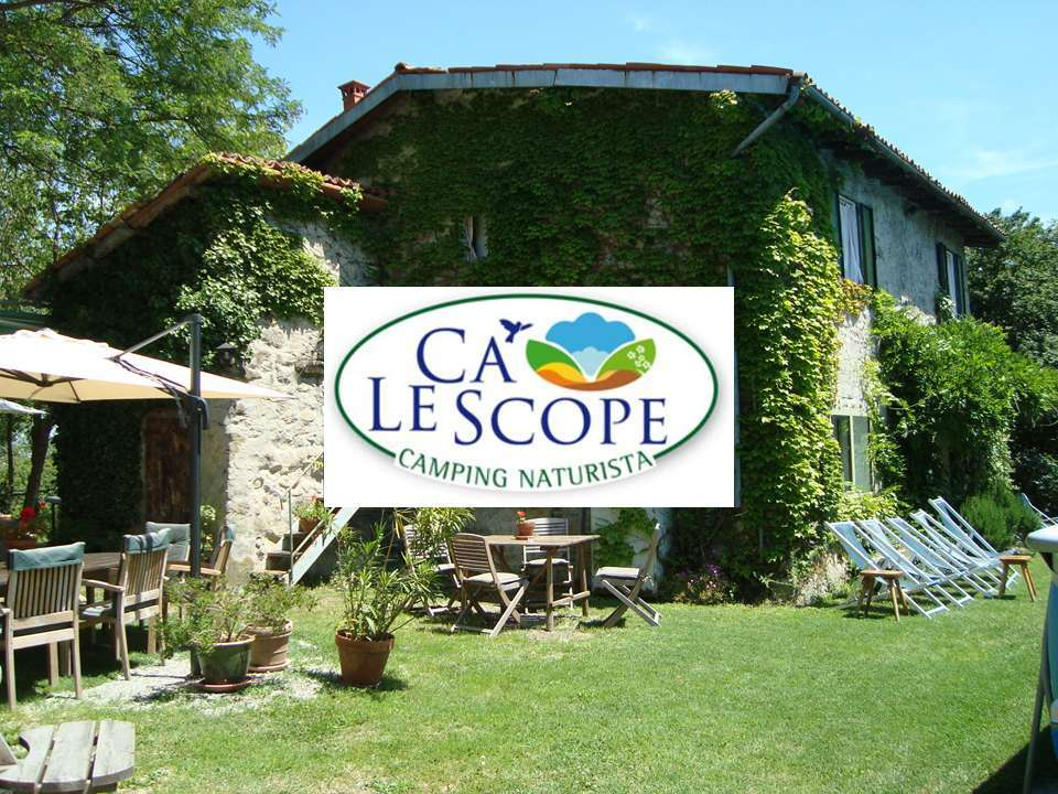 CÀ LE SCOPE CAMPING NATURISTA