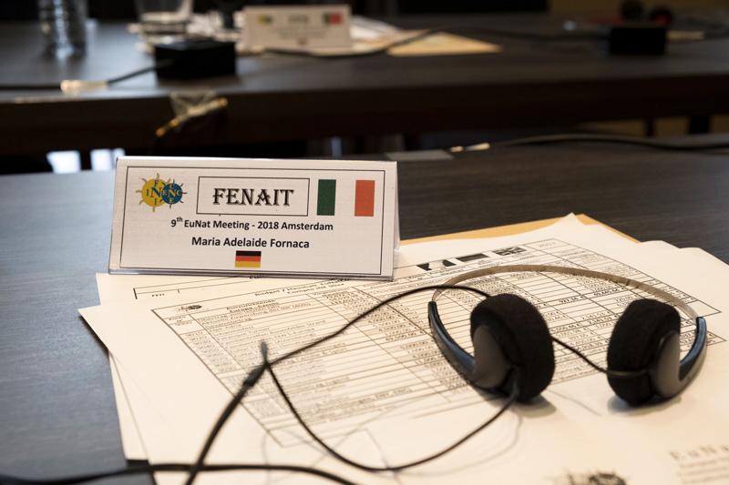 EUNAT 2020  - Fenait